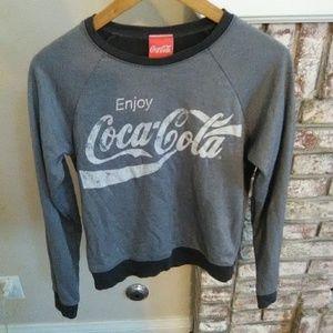 Coca Cola Women's Sweatshirt